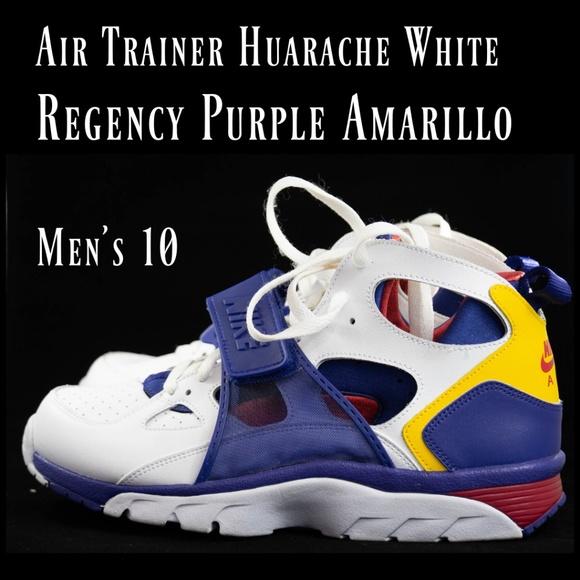 Nike Shoes | Air Trainer Huarache Retro